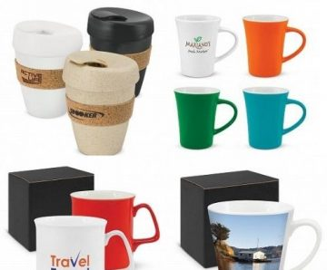 reusable coffee mugs